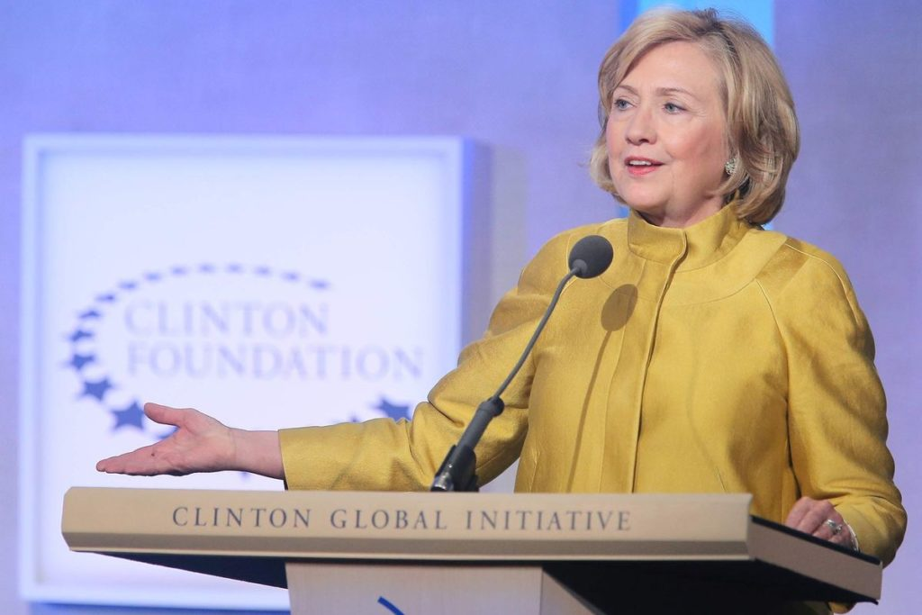 Clinton foundation breached by Russian hackers