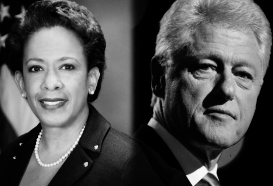 loretta lynch bill clinton