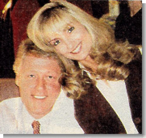 dolly kyle bill clinton