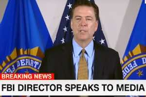 fbi director james comey andrew mccarthy