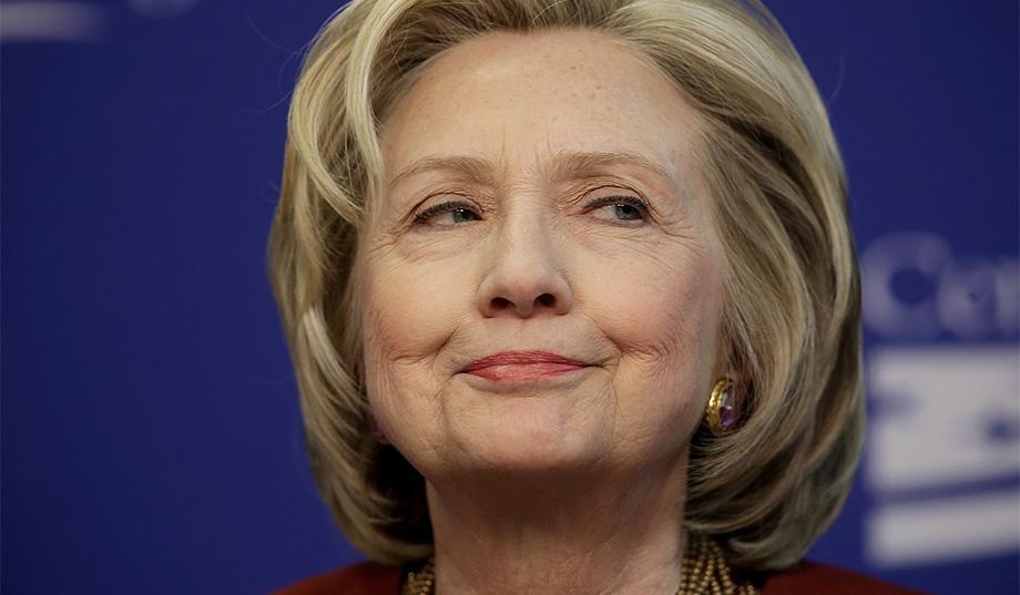 hillary clinton cleared of all charges