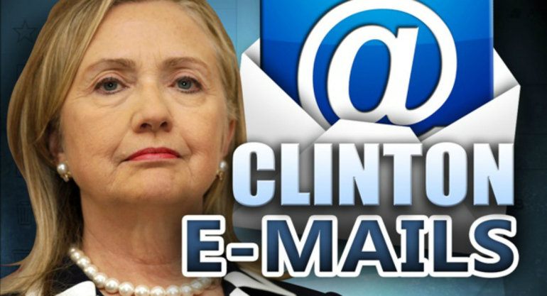 hillary clinton private email server