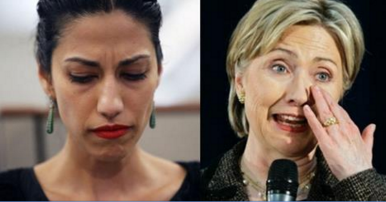 huma abedin hillary clinton burn schedules