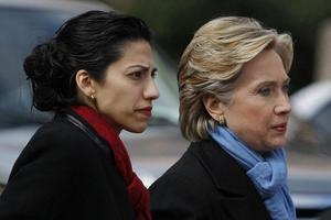 huma abedin hillary clinton delete federal records