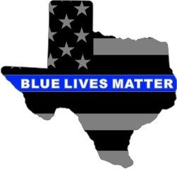 texas blue lives matter