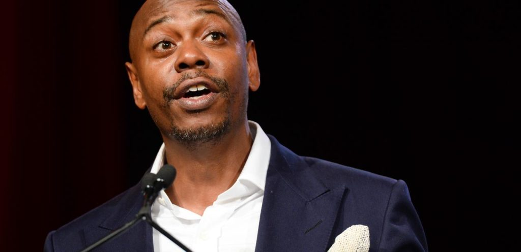 Dave Chappelle With Shocking Statement On BLM