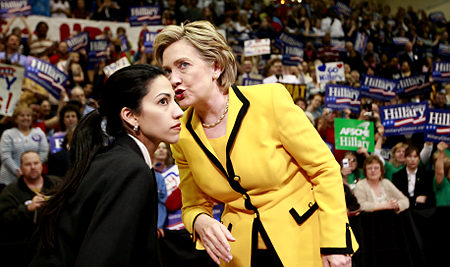 Huma Worked For a Radical Muslim Journal For 12 Years