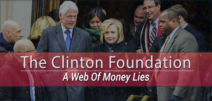 Info That Could SHUT DOWN The Clinton Foundation