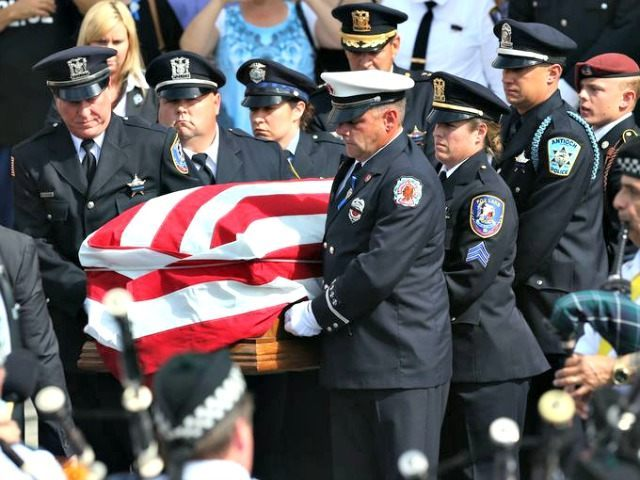 Officer Chavez Becomes 35th Police Officer Killed by Gunfire