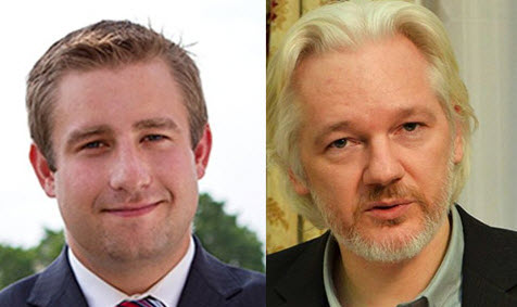 dnc leaker seth rich julian assange