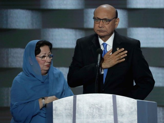 khizr khan hillary clinton donald trump