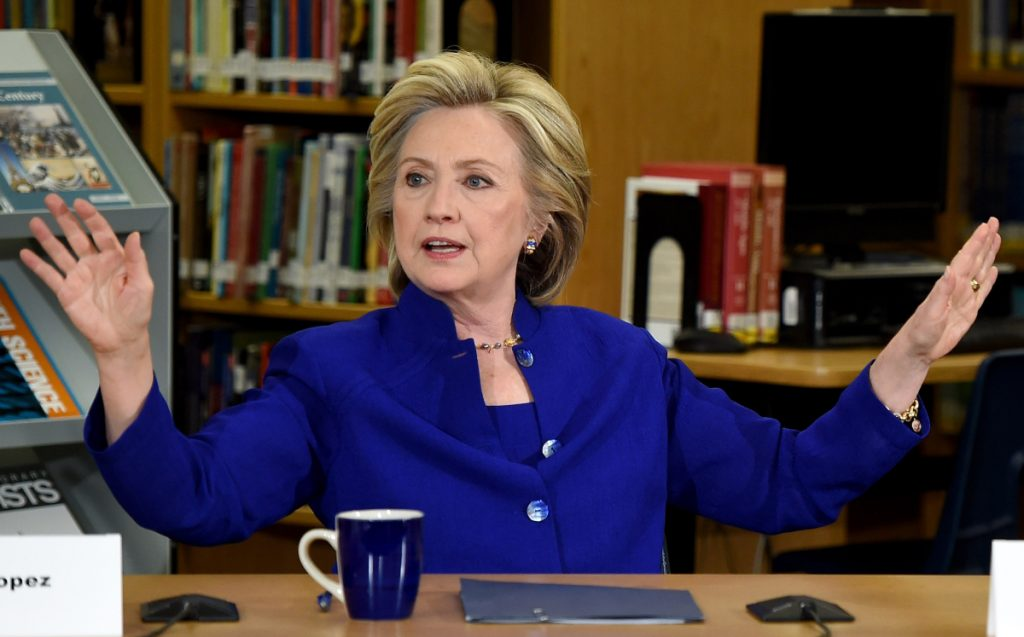 Another Hillary Gaffe The Media Will Not Report