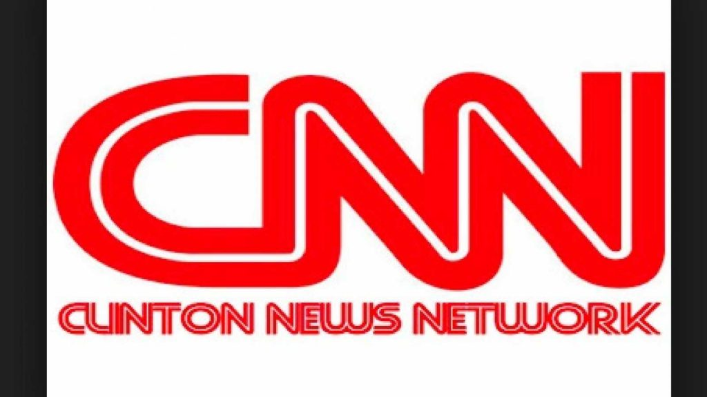 CNN Caught Lying About the Debate Clinton News Network