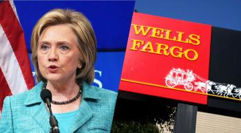 Clinton Foundation Took Cash From Wells Fargo