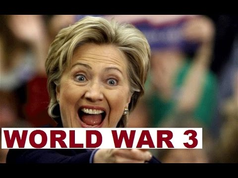 Russian TV - Hillary is a Witch Who Will Start World War 3