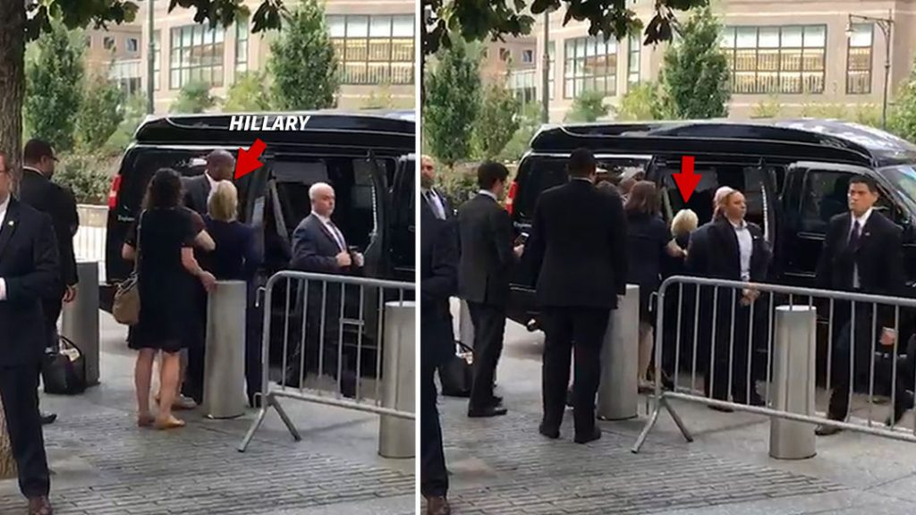 Secret Service Agent Makes Highly Disturbing Observation After Hillary Episode