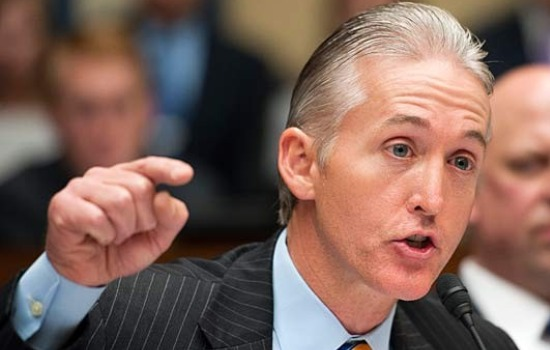 Trey Gowdy Destroys This Corrupt Administration and the FBI
