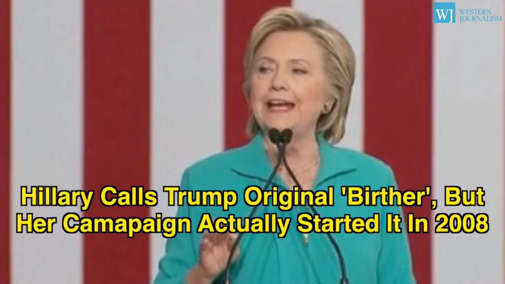 Will This Hillary Twitter Post Cost Her The Election?