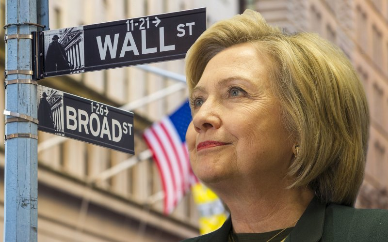 WikiLeaks Reveals Hillary's Wall Street Speech Transcripts