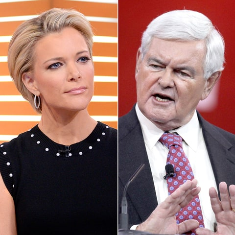 newt gingrich destroys megyn kelly