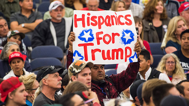 Trump Crushed Expectations with Blacks and Hispanics