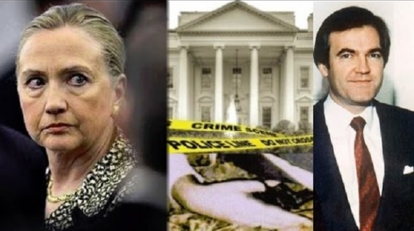 Wikileaks Email Claims Hillary Murdered Vince Foster