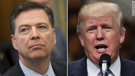 Will Trump Fire FBI Director James Comey