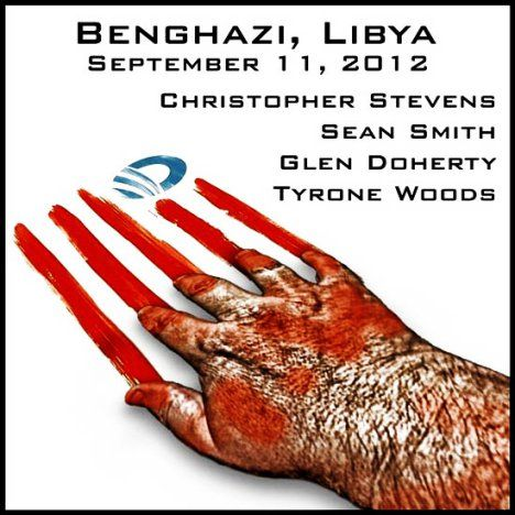 Blood on Hillary's Hands - The Benghazi Emails Are Here