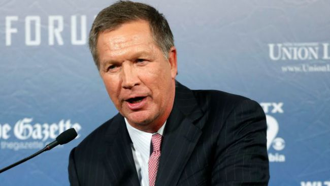 Ohio Governor Kasich Pushes to Accept More Refugees
