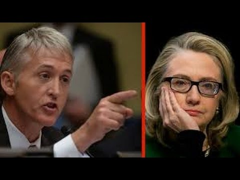 trey gowdy roasts hillary clinton