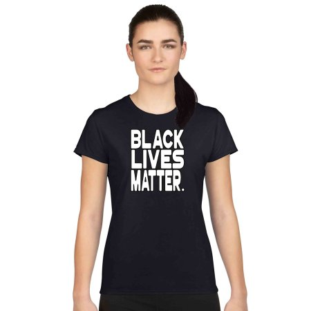 Walmart Black Lives Matter Shirt