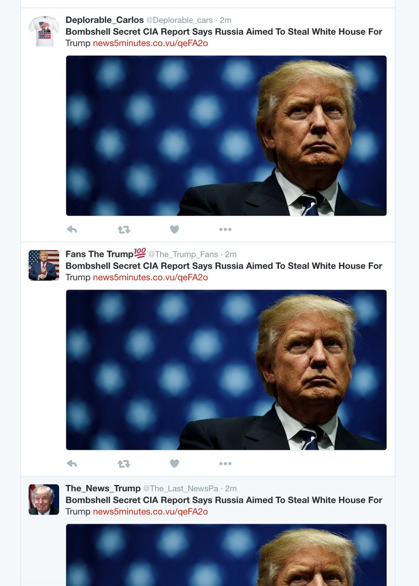 Anti-Trump Twitter Bots Busted