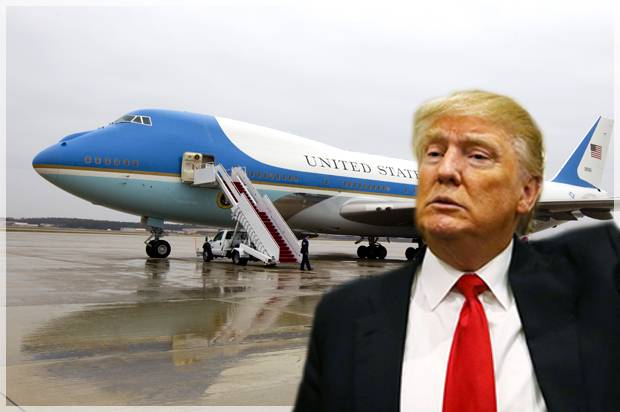 Donald Trump Cancels Plans for an Upgraded Air Force One - Saves 4 Billion Dollars
