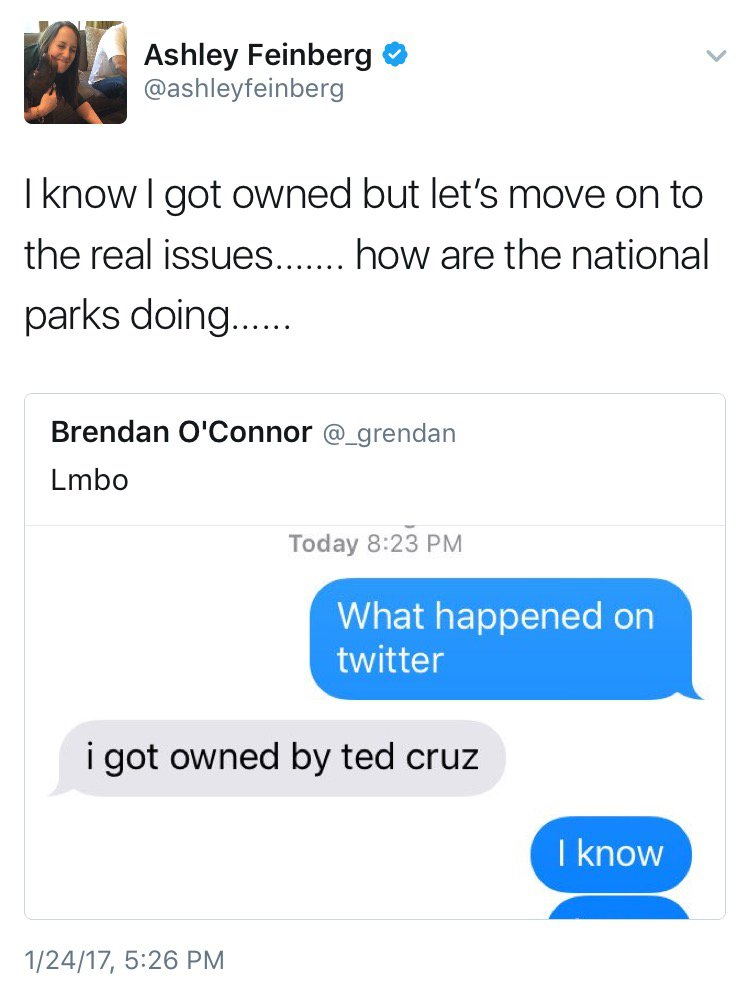 ashley feinberg, ted cruz, deadspin