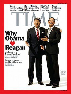proof obama is the worst president ever, ronald reagan, time magazine