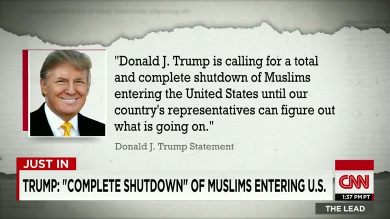 President Trump Taking Massive Action on Immigration, muslims, syria