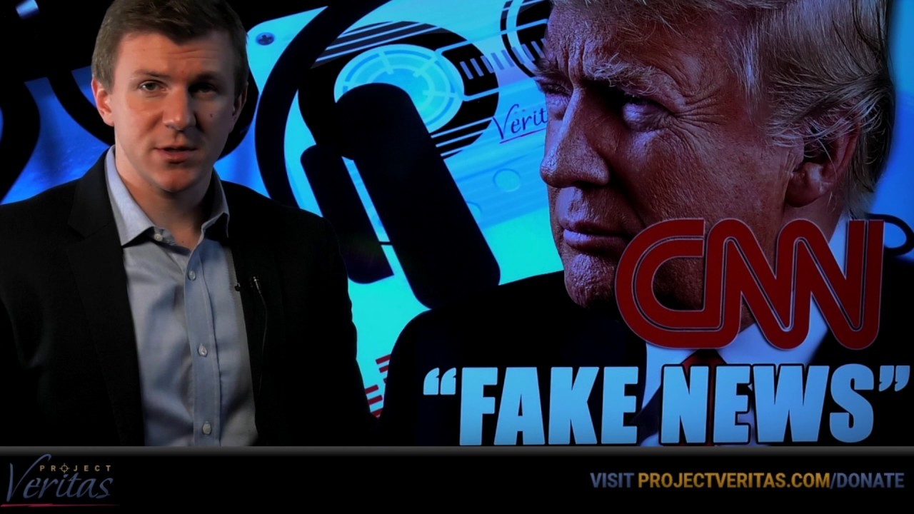 #CNNLeaks, Fake News