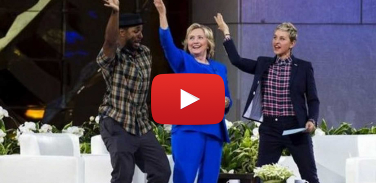 "Hillary Invited to Join ""Dancing with the Stars"", Hillary Clinton Dancing"