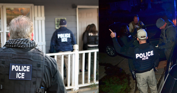 Not Protected by Obama Program Anymore - U.S. Authorities Begin Arresting Illegals, ICE Raids
