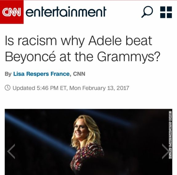 CNN Suggests Racism, Race card