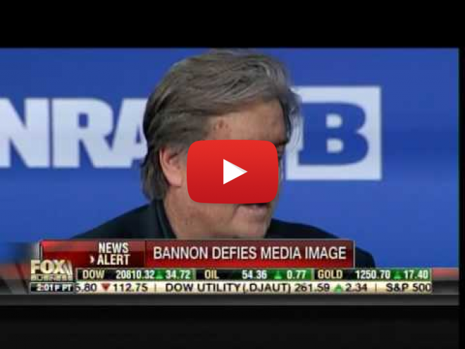 Steve Bannon Reveals Trump Strategy at CPAC, Washington DC