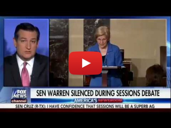 Party of the KKK, Elizabeth Warren, Attorney General Jeff Session Racist