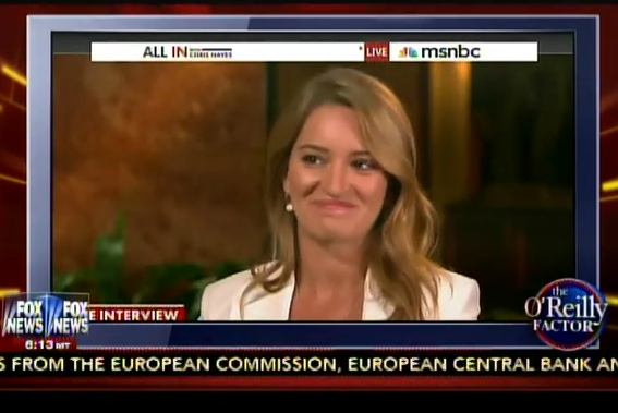 MSNBC Reporter Suggests Trump Will Start Killing Off Reporters, katy tur