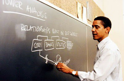 Obama Has Trained, Barack Obama, Saul Alinsky, Power Analysis