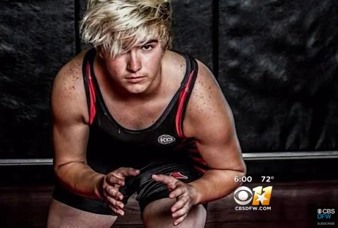 Texas Transgender Boy, State Wrestling Champion