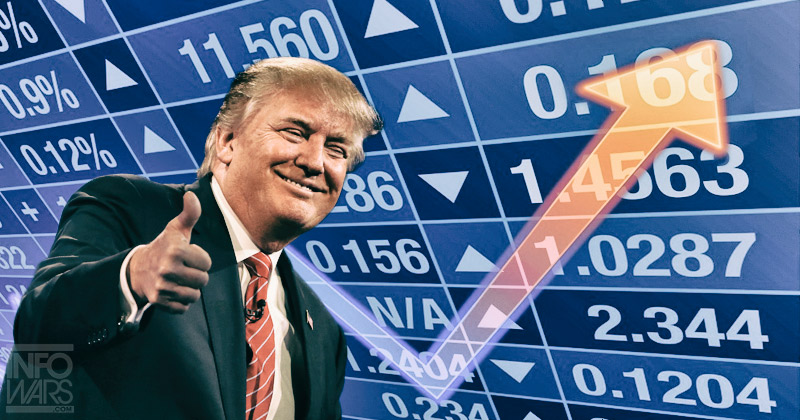 Trump Market, Dow Market New High Every Third Day