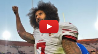 Jobless Colin Kaepernick, Stand for the National Anthem