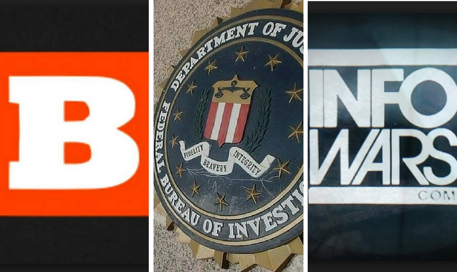FBI is Investigating Conservative Websites