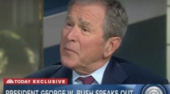 George W. Bush Slams President Trump