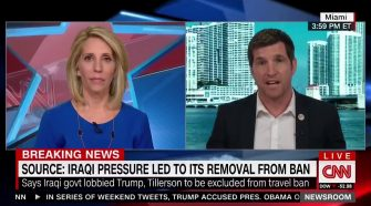 CNN Fake News is Back at it – Cuts Live Feed When Guest Brings up Terror Link to Refugees